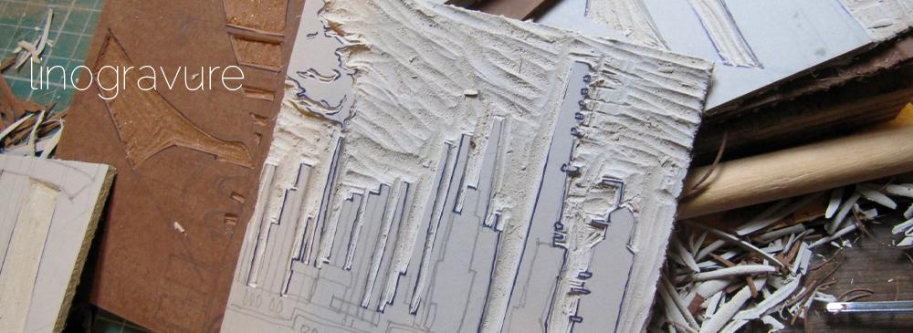 l'atelier de poche, sensibilisation à l'estampe, découverte de la gravure et techniques non-toxiques pour enfants et adultes, gravures , bamg, blandine gantier, atelier graph'INK sur Bordeaux bastide